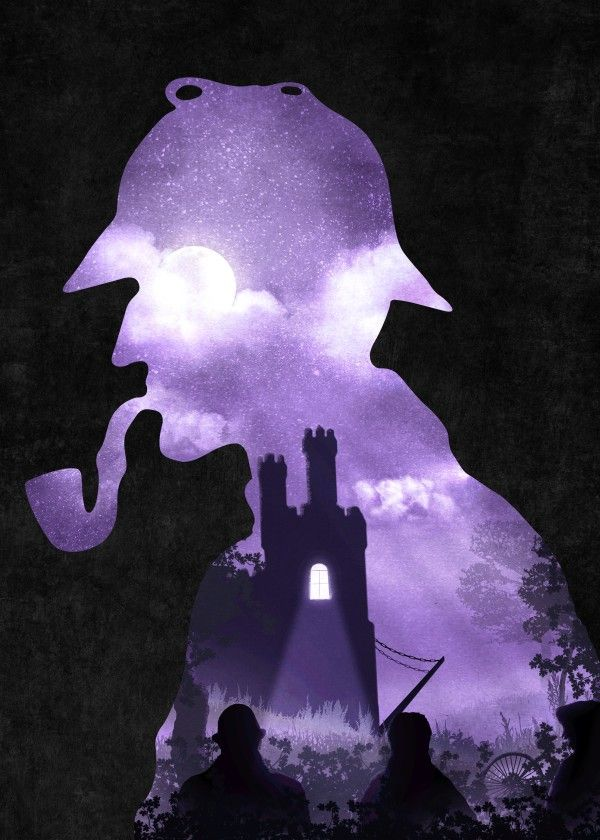 nº5 – The Secret of the Castle by Diogo Verissimo | metal posters