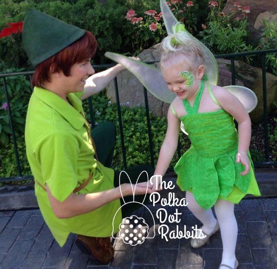 Baby-Toddler-Girls Tinkerbell Halloween Costume-Pageant Theme Wear - no cost halloween costume ideas