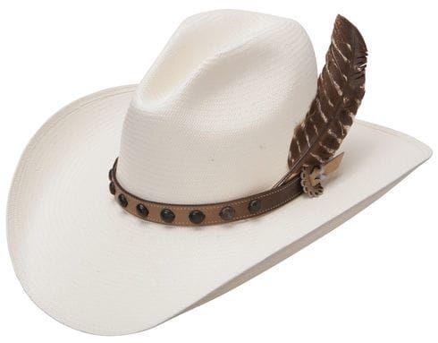Stetson Men s Natural Broken Bow 10X Straw Hat  5c1618d1a8e6