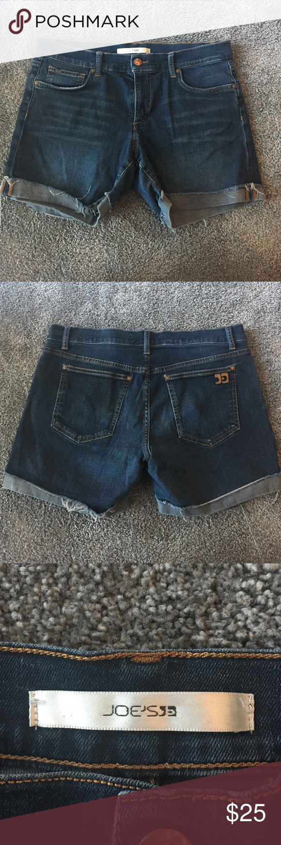 Joe Jeans shorts Jean shorts by Joe Jeans Joe's Jeans Shorts Jean Shorts