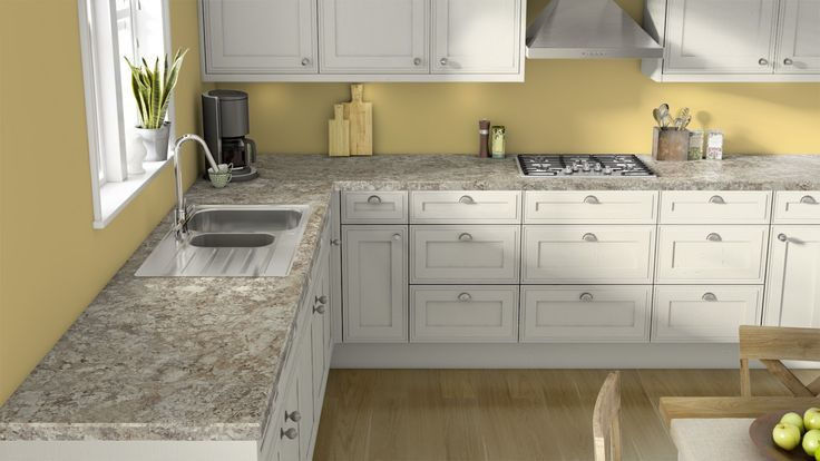 Wilsonart autumn carnival with white cabinets  Google