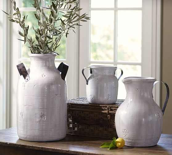 Large Decorative Vases And Urns Stunning Large Urn As Living Room Option  Marlowe Ceramics  White 2018