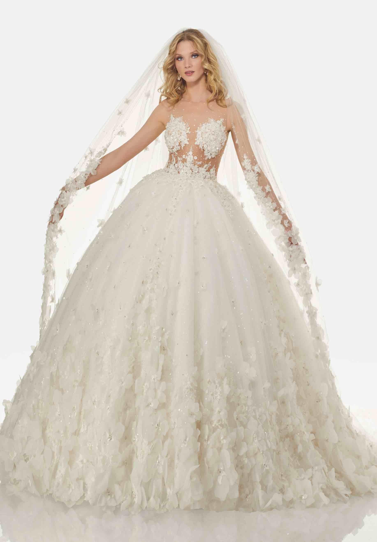 Glamorous Randy Fenoli Wedding Dresses for the Elegant