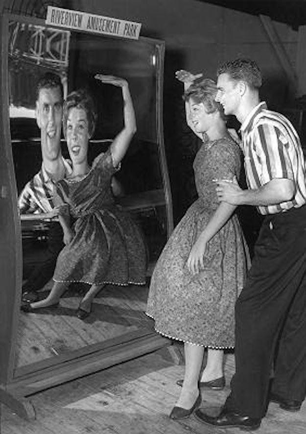 Image Result For Skirt Blowing Machine Amusement Park Brandbook