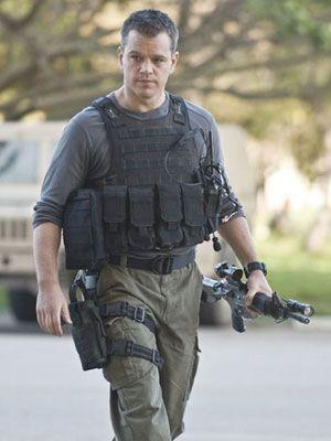 Matt Damon, The Green Zone