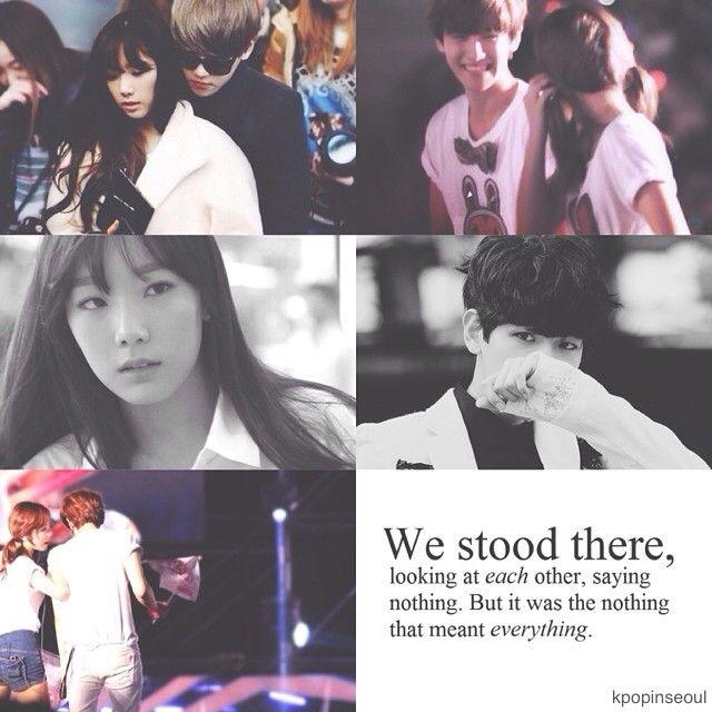 I support BAEKYEON. i want to see baekhyun and Taeyeon ...
