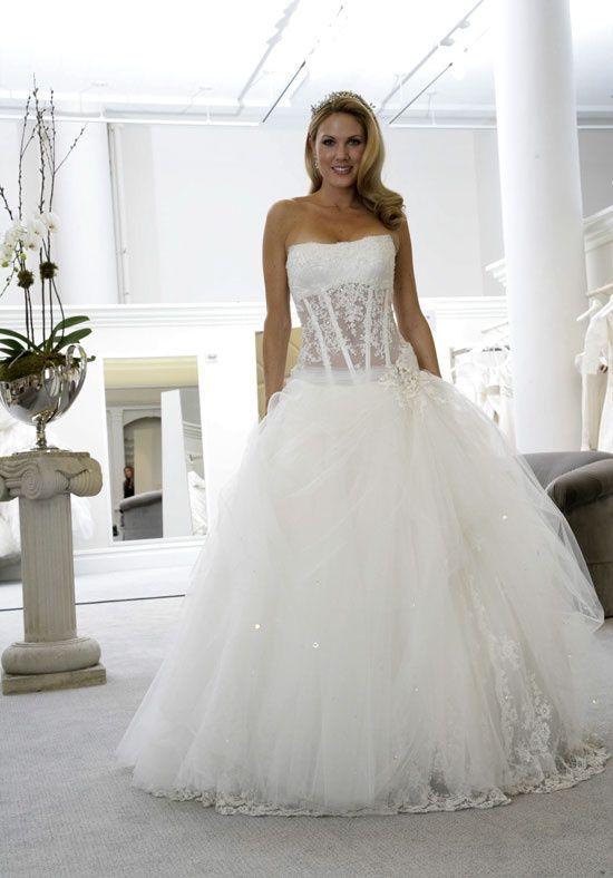 Pin By Roxy H On Wedding Pnina Tornai Wedding Dress Ball Gowns Wedding Pnina Tornai Ball Gown