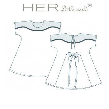 HER Little World - patterns sewing children