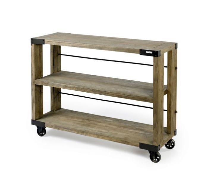 Sidetable Op Wielen.Side Table Op Wielen Nordal In 2019 Plank Meubels En Hout