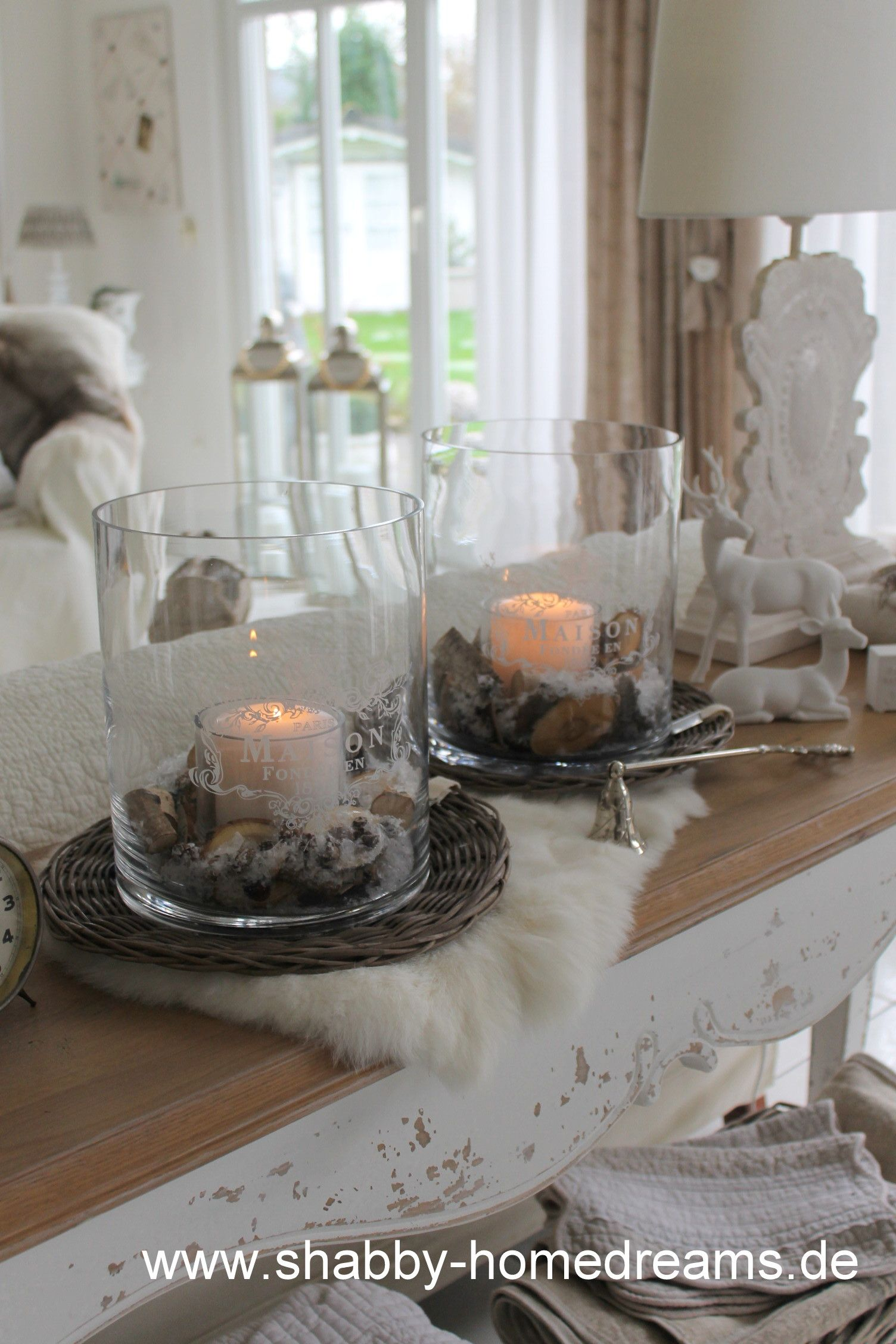 living garden by shabby homedreams christmas decorations. Black Bedroom Furniture Sets. Home Design Ideas