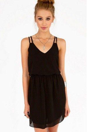 cute casual black dresses GB82eG3A