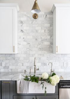 Awesome 45 Fantastic Kitchen Backsplash Ideas Https://homeylife.com/45