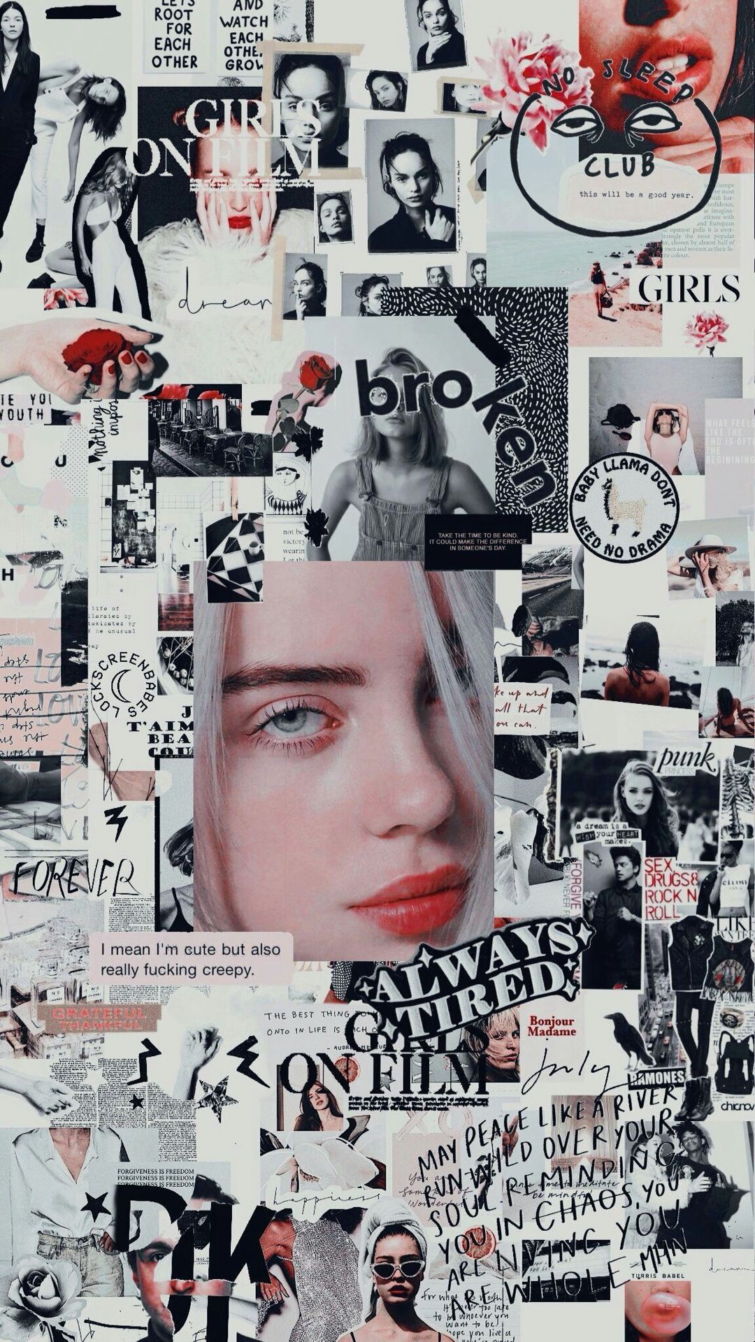 Billie Eillish Billie Aesthetic Wallpapers Billie Eilish