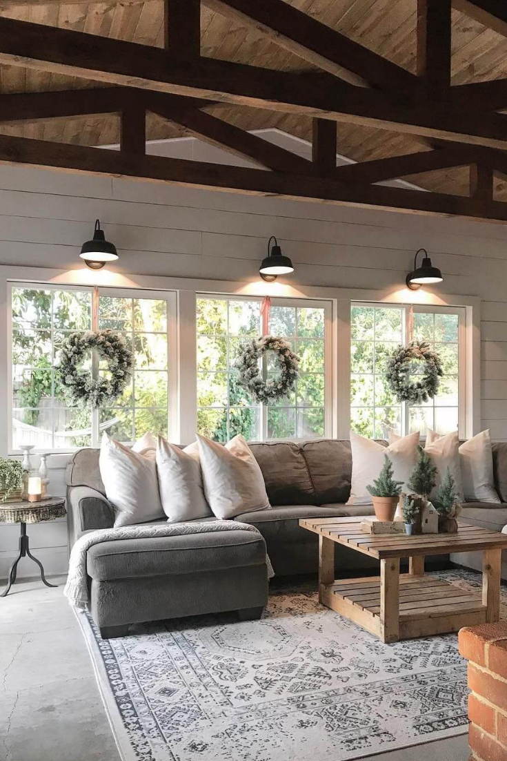 35 Rustic Farmhouse Interior Design Ideas That Will Inspire