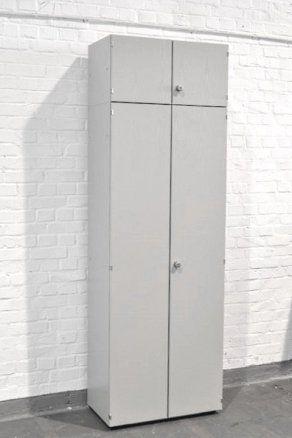 Aktenschrank In Dekor Esche Grau Lichtgrau Vom Hersteller