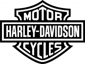 A Version Of The Classic Harley Davidson Logo Introduced In 1965 This Remains The Standard Logo With Slight Variations For Ea Harley Davidson Wallpaper Harley Davidson Bikes Harley Davidson Motorcycles