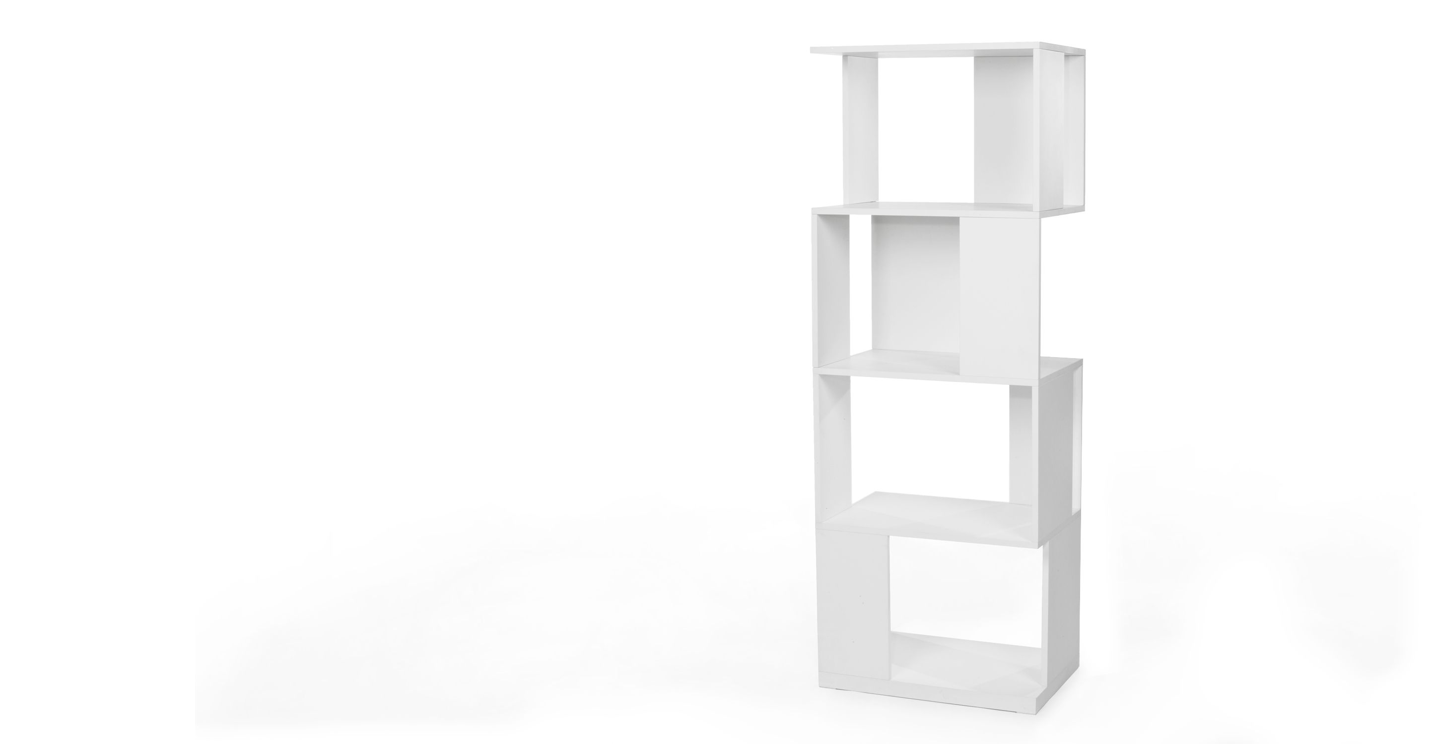 Axis White Shelving Unit Made Com Forest Hill Things White