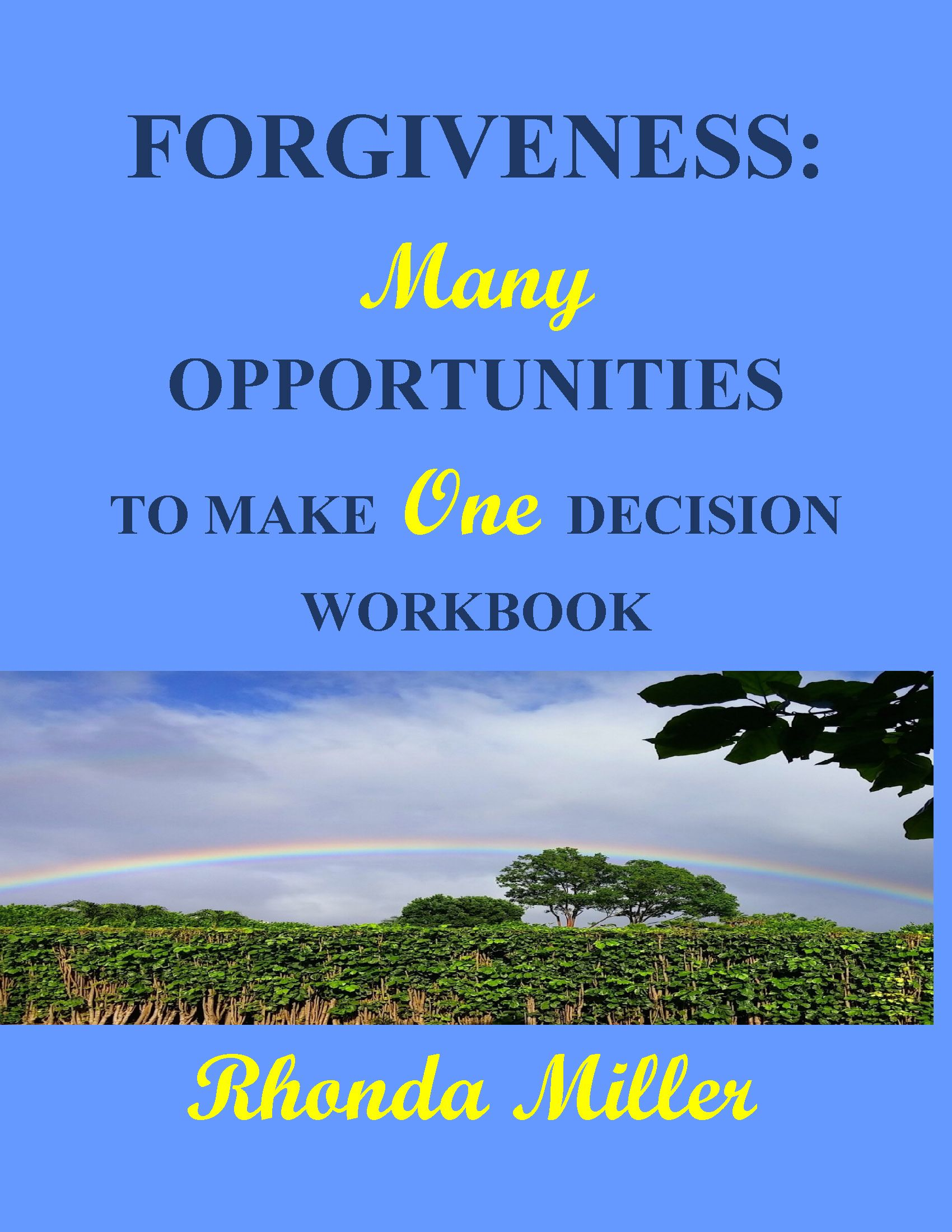 For Many Years I Struggled With Unforgiveness When I