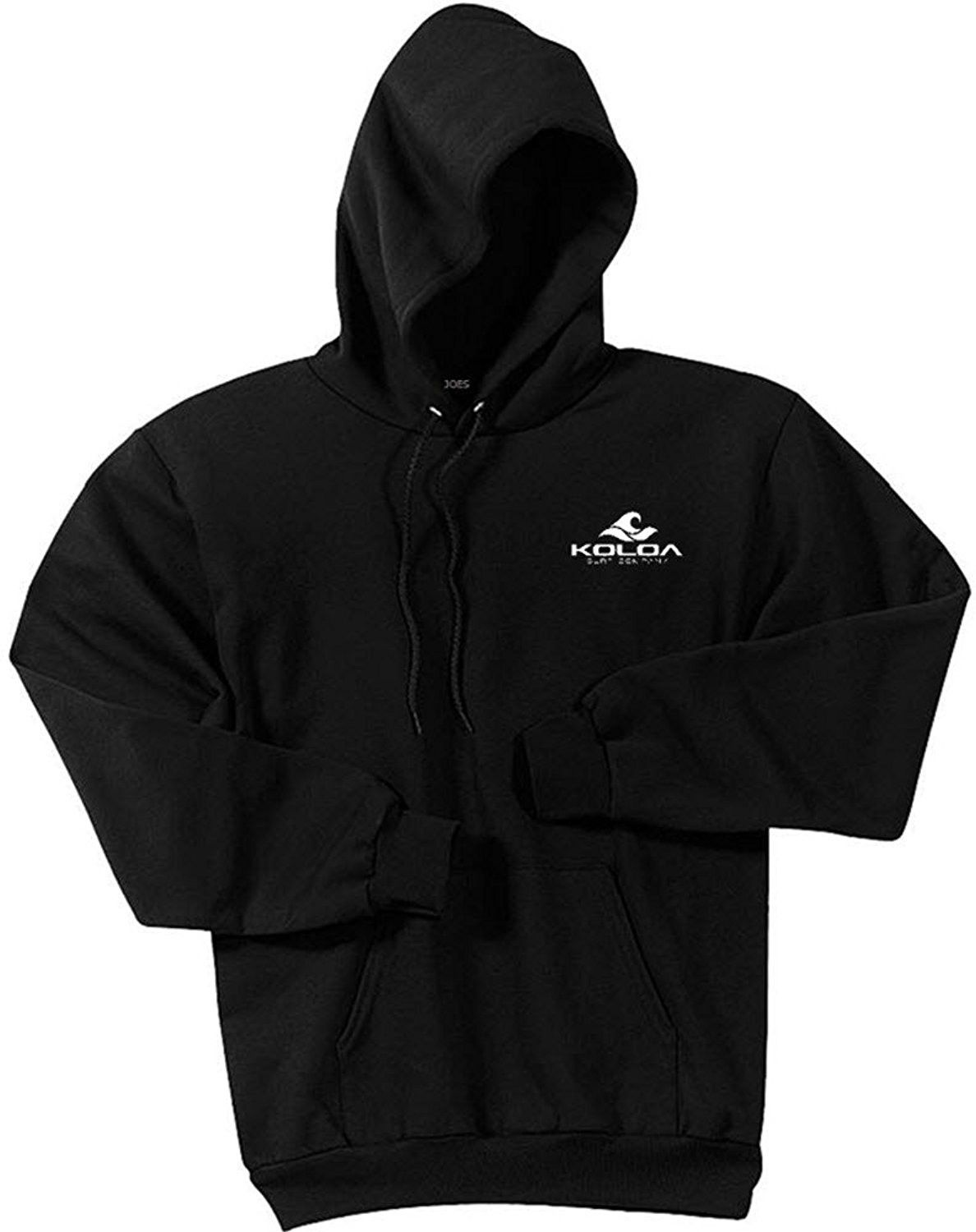be6732fa4dc5b Men's Clothing, Active, Active Hoodies, Koloa Surf Classic Wave Logo Hoodies.  Hooded Sweatshirts In Sizes S-5XL - Black - CY12454AKW5 #Active #men  #fashion ...