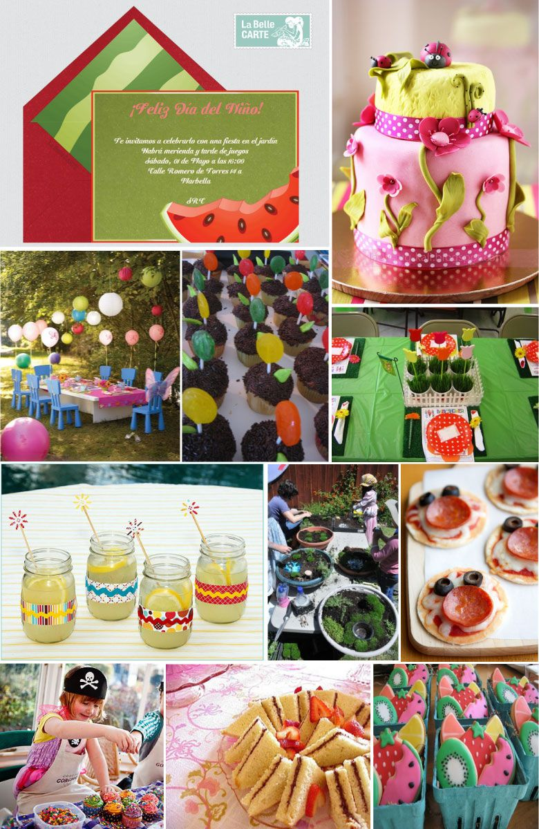 infantiles para fiestas infantiles ideas para fiestas infantiles dia del nio