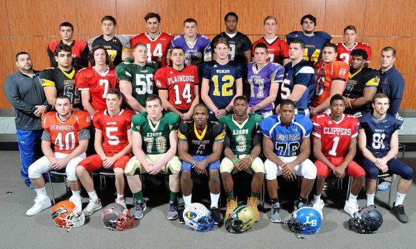 Newsday's All-Long Island football team 2014  - Newsday