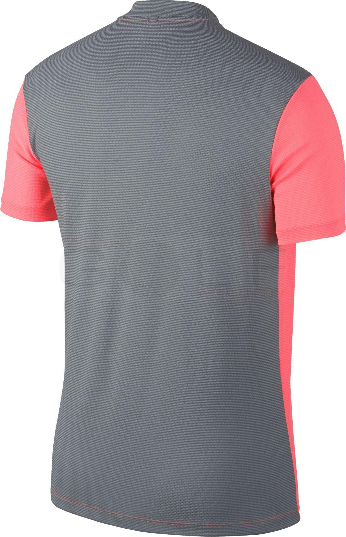 96df5eeba8 ... Camisas Pólo e muito mais! Nike MM Fly Aero React Blade Polo 833153  Dri-Fit