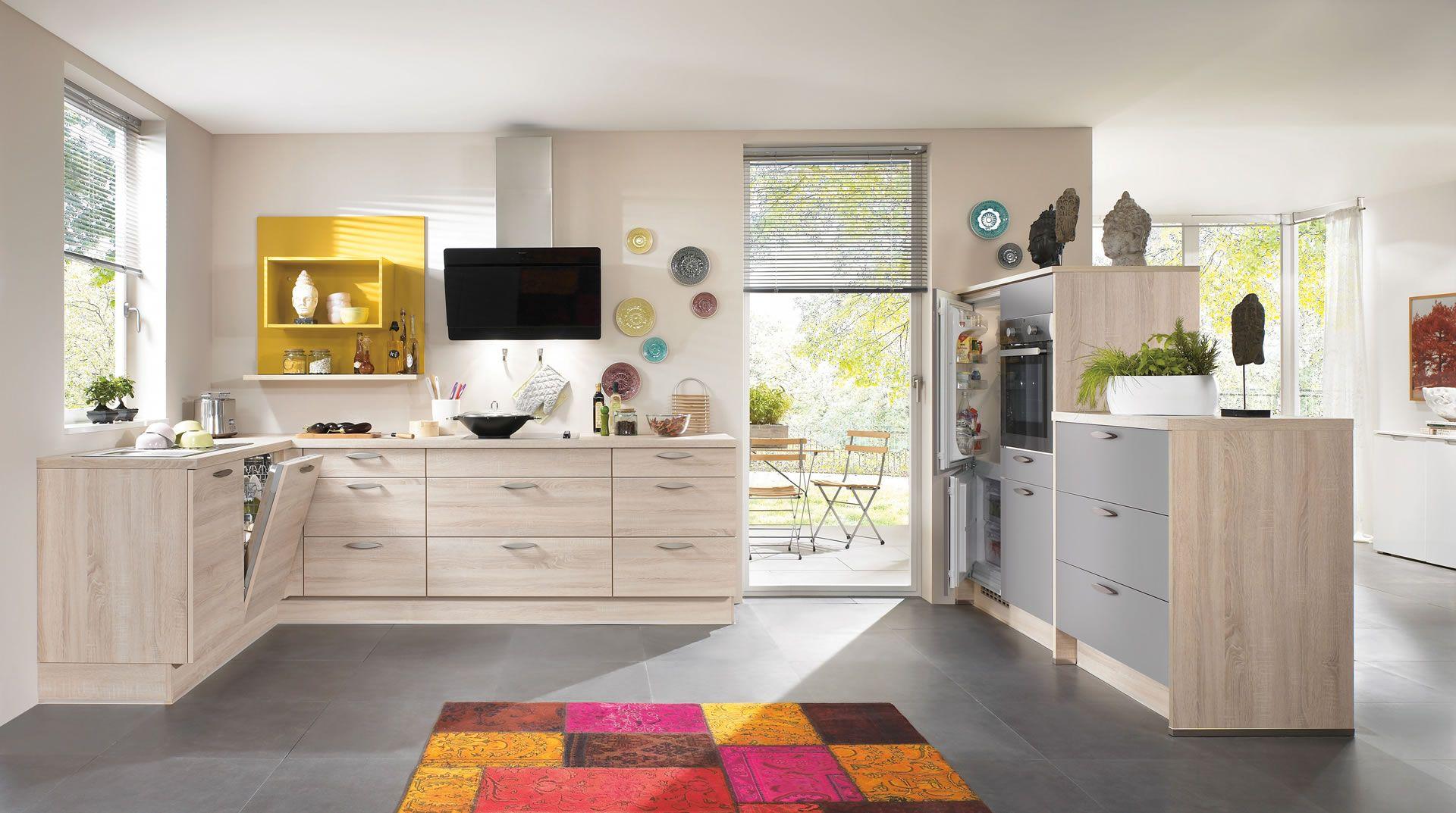 Nobilia Küchen   Kitchens   Products   Kitchen Gallery   Wood