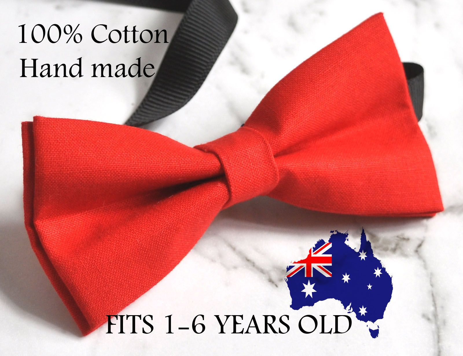 Osun neckties ebay clothing shoes accessories red bow tie and
