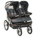 Free Shipping. Buy Baby Trend Navigator Double Jogger Stroller, Tropic at Walmart.com