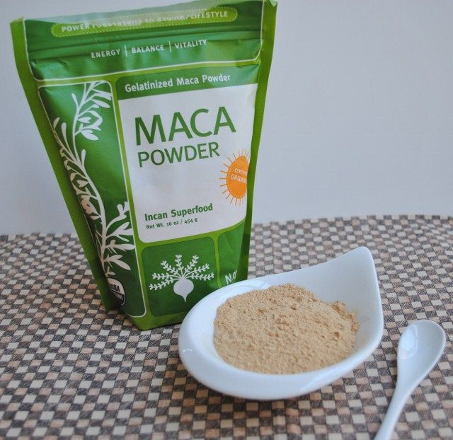 Health Benefits Of Maca Powder! Check It Out...easy To Add