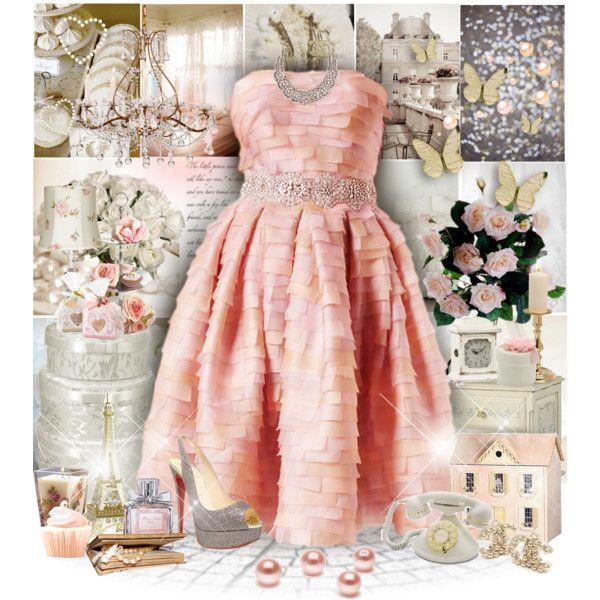 Pink, Pearls & Louboutins