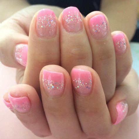 cute pink nail designs for 2017 | Nail Art Community Pins ...