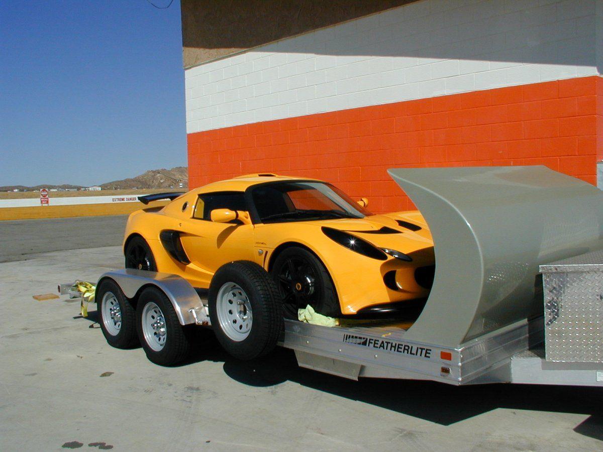 Featherlite vs Trailex - LotusTalk - The Lotus Cars Community ...