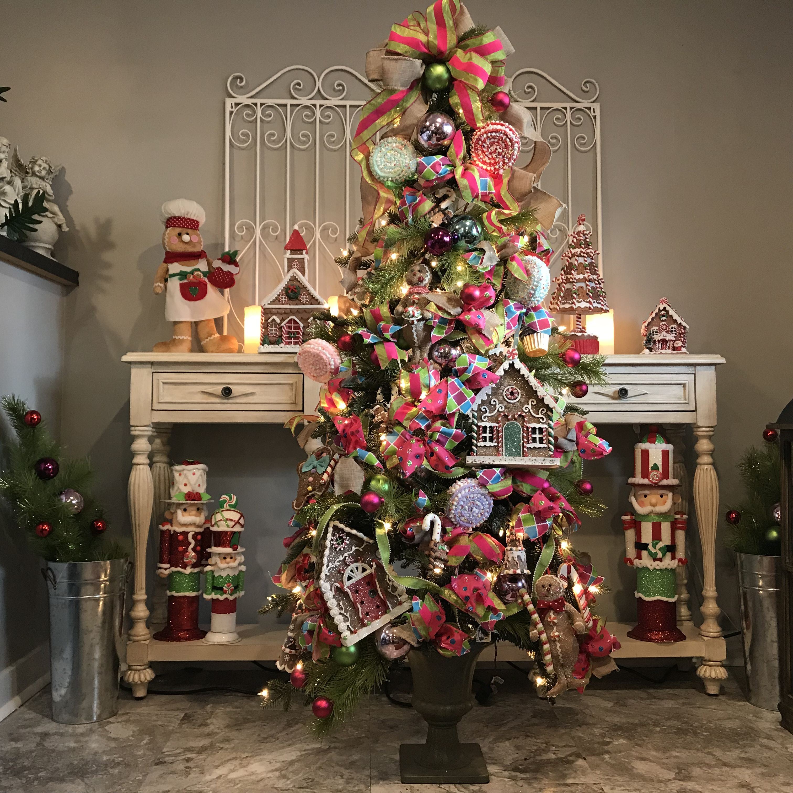 Candy Christmas Tree By Shelley B Candy Christmas Tree Christmas Christmas Tree Themes