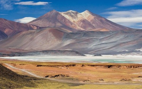 Miscanti Lagoon - San Pedro de Atacama, Chile
