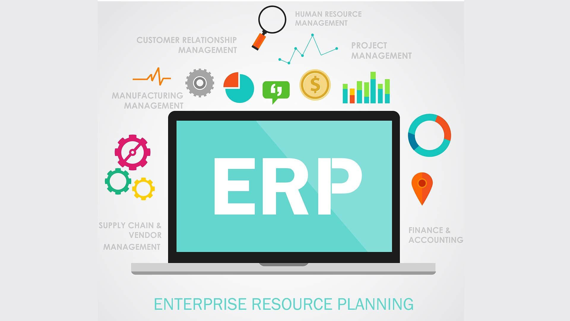 TOP Five, 5 Benefits of ERP Solutions for StartUps