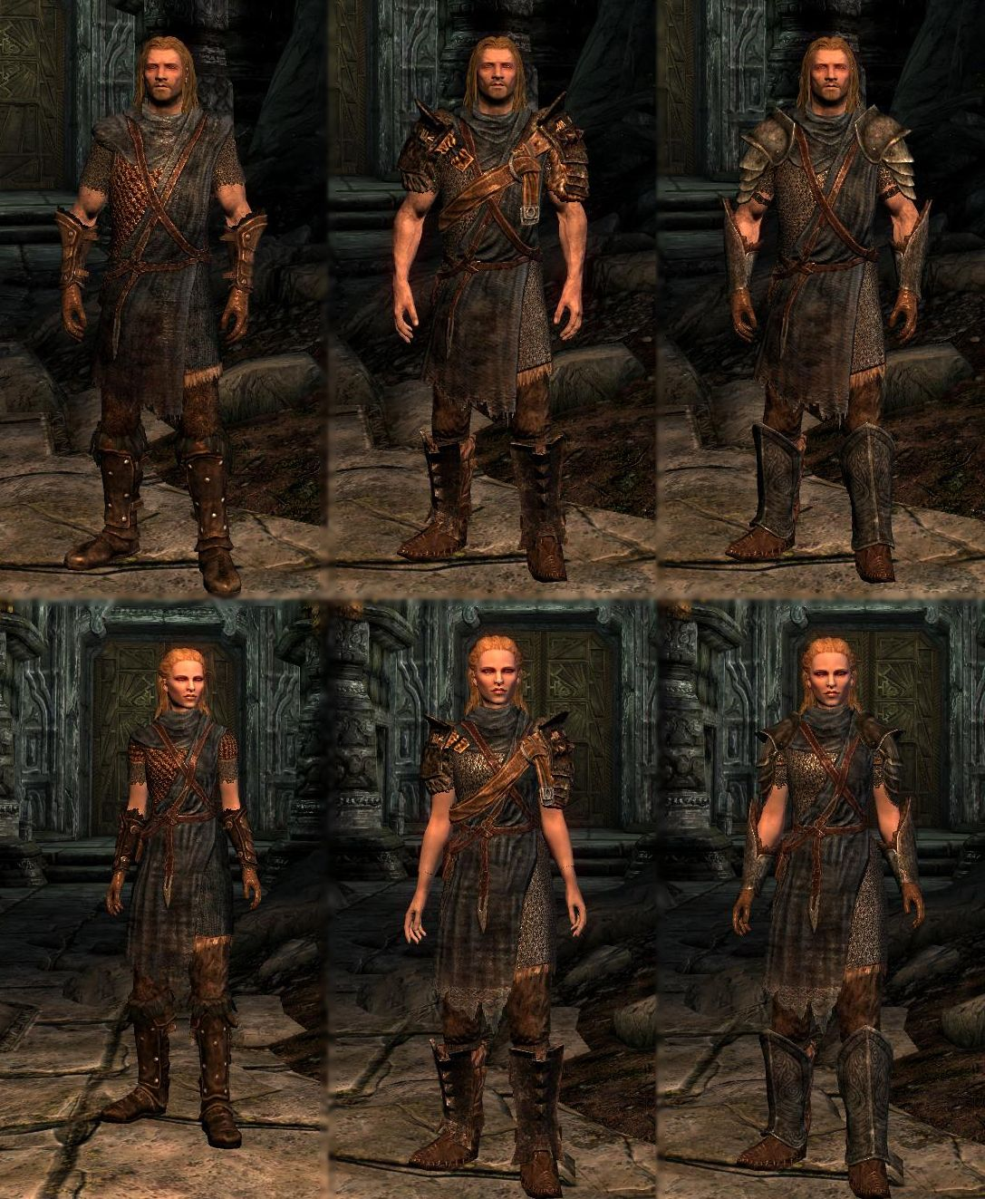 Extended Stormcloak Armor Variety at Skyrim Nexus - mods and