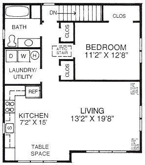 excellent 2 car garage apartment floor plans. Garage Plan  With Apartment Studio Pinteres