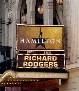 Hamilton the Musical - Its exhilarating and oh so much fun! - Read my review to learn more.