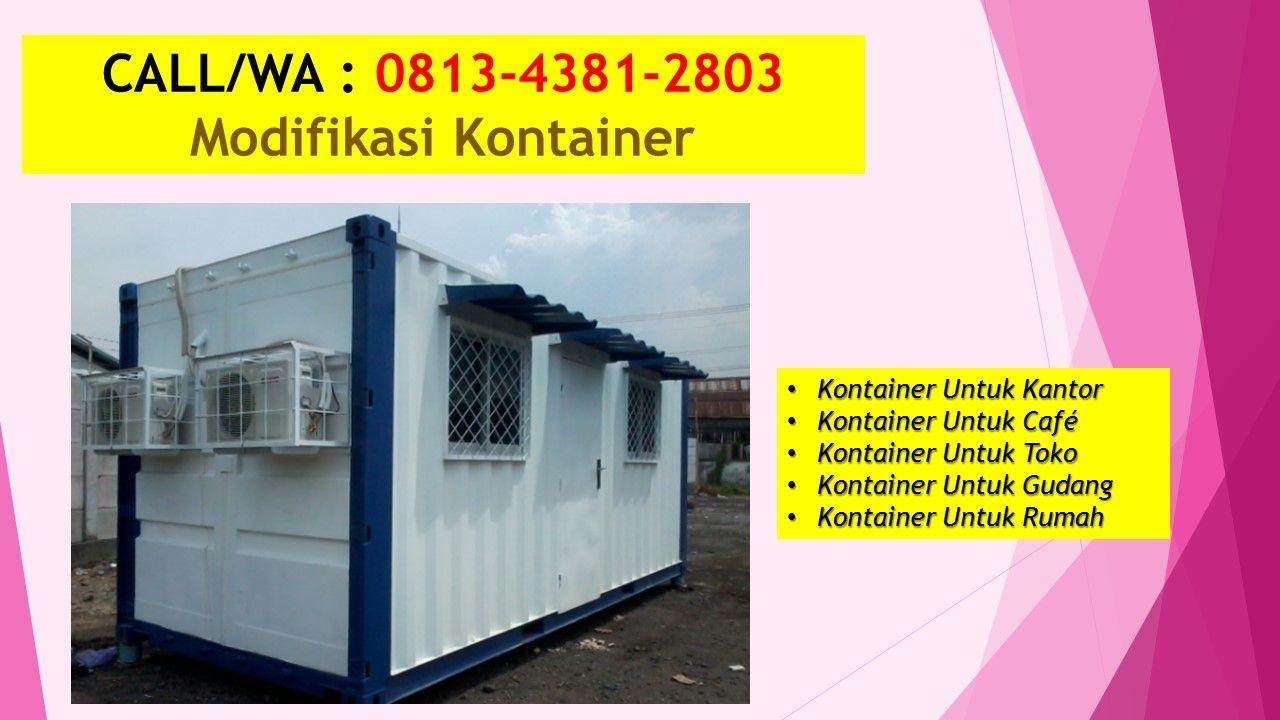 Jual kontainer kantor, Jual kontainer kantor surabaya ...