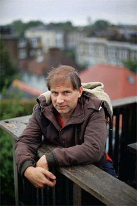 """Complicite Director simon McBurney:    """"Our desire was always to articulate things on the edges of experience,"""" McBurney says. """"Any play that's making a point is less interesting than something that stays with you and suggests something further."""""""