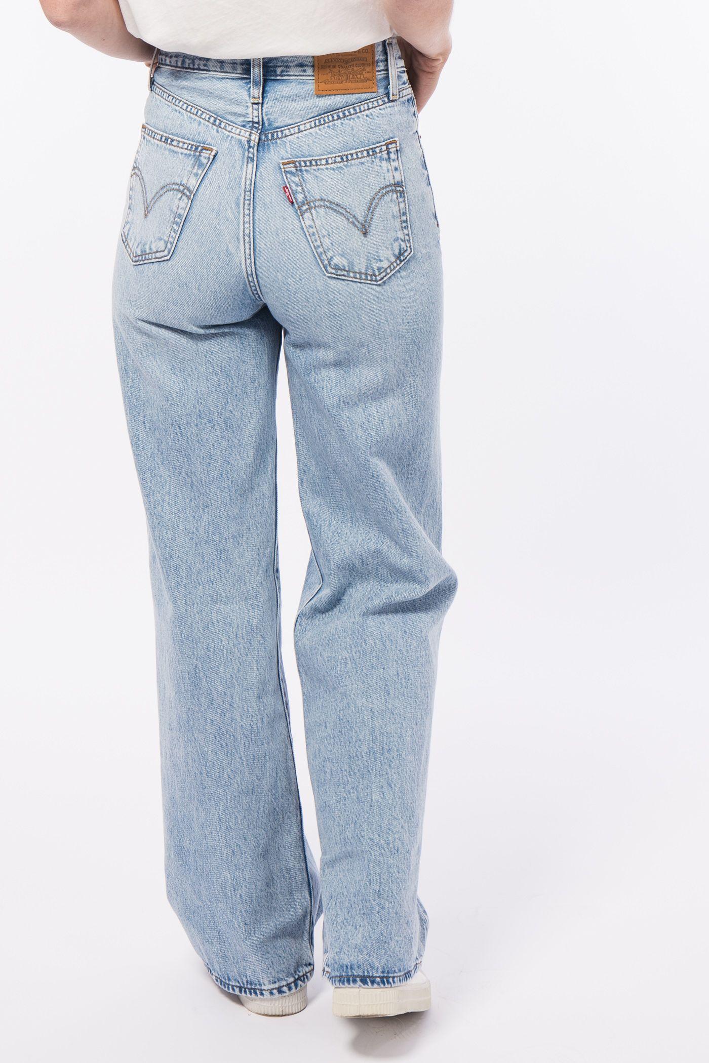 levis jeans med hög midja