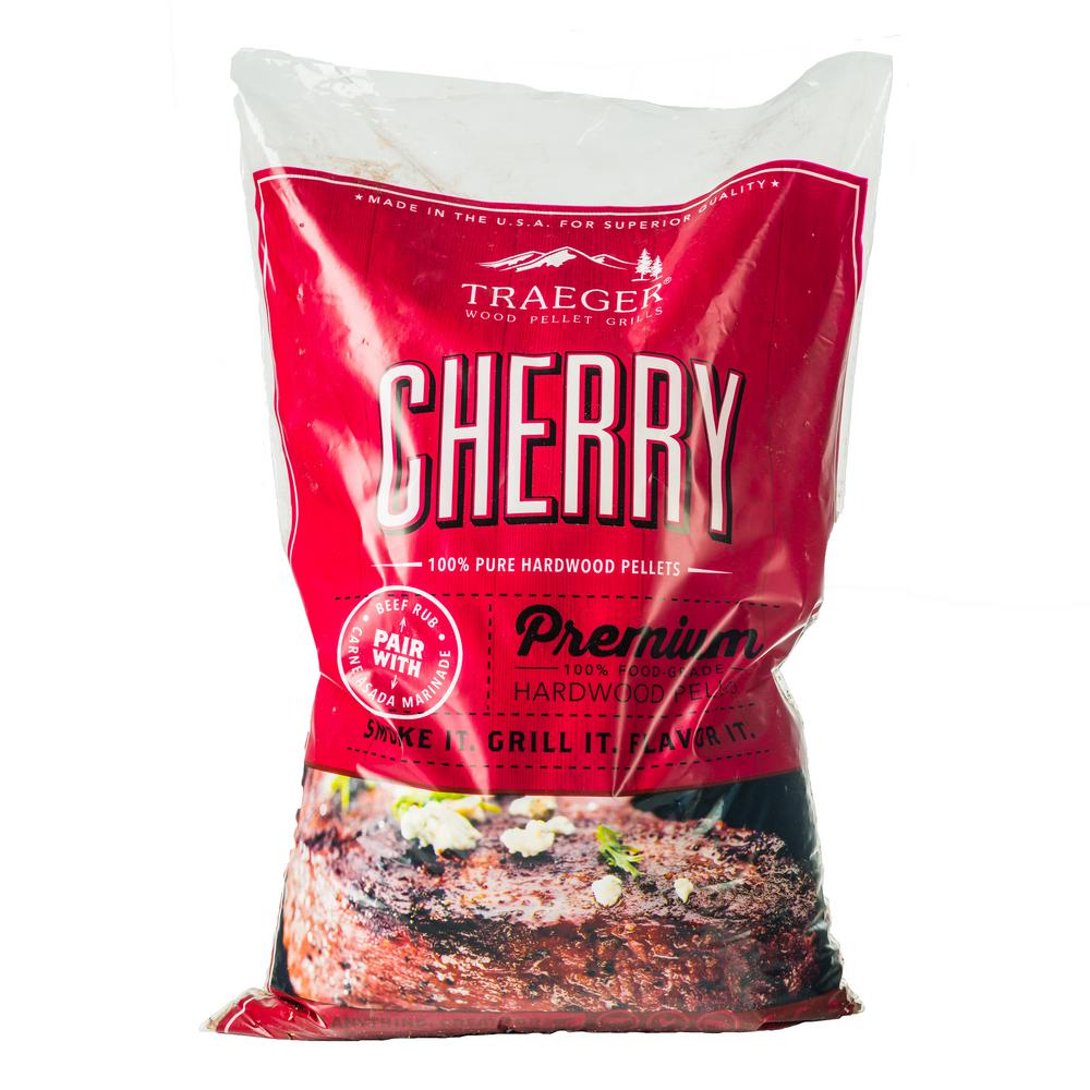 Traeger 20 Lb. Cherry Wood Pellets