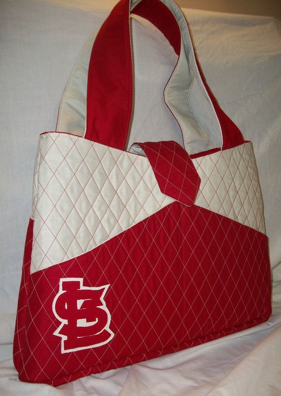 St Louis Cardinals Diaper Bag By Electrobags 49 99