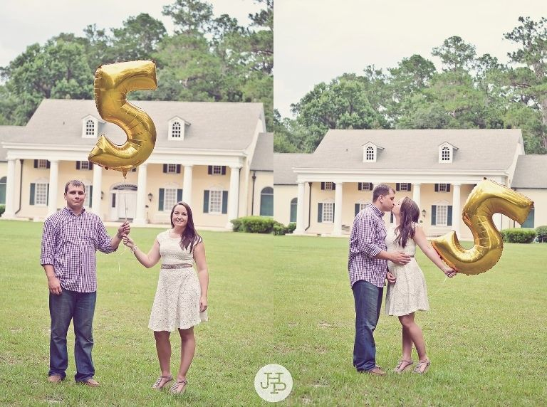 5 year anniversary picture ideas