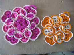 Tutorial Presine Uncinetto Cerca Con Google Crochet Presine
