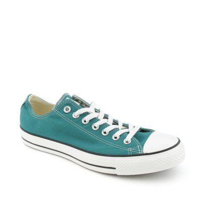Converse Mens All Star Lo Turquoise Casual Lace Up Sneaker Shiekh Shoes Converse Sneakers Chuck Taylor Sneakers