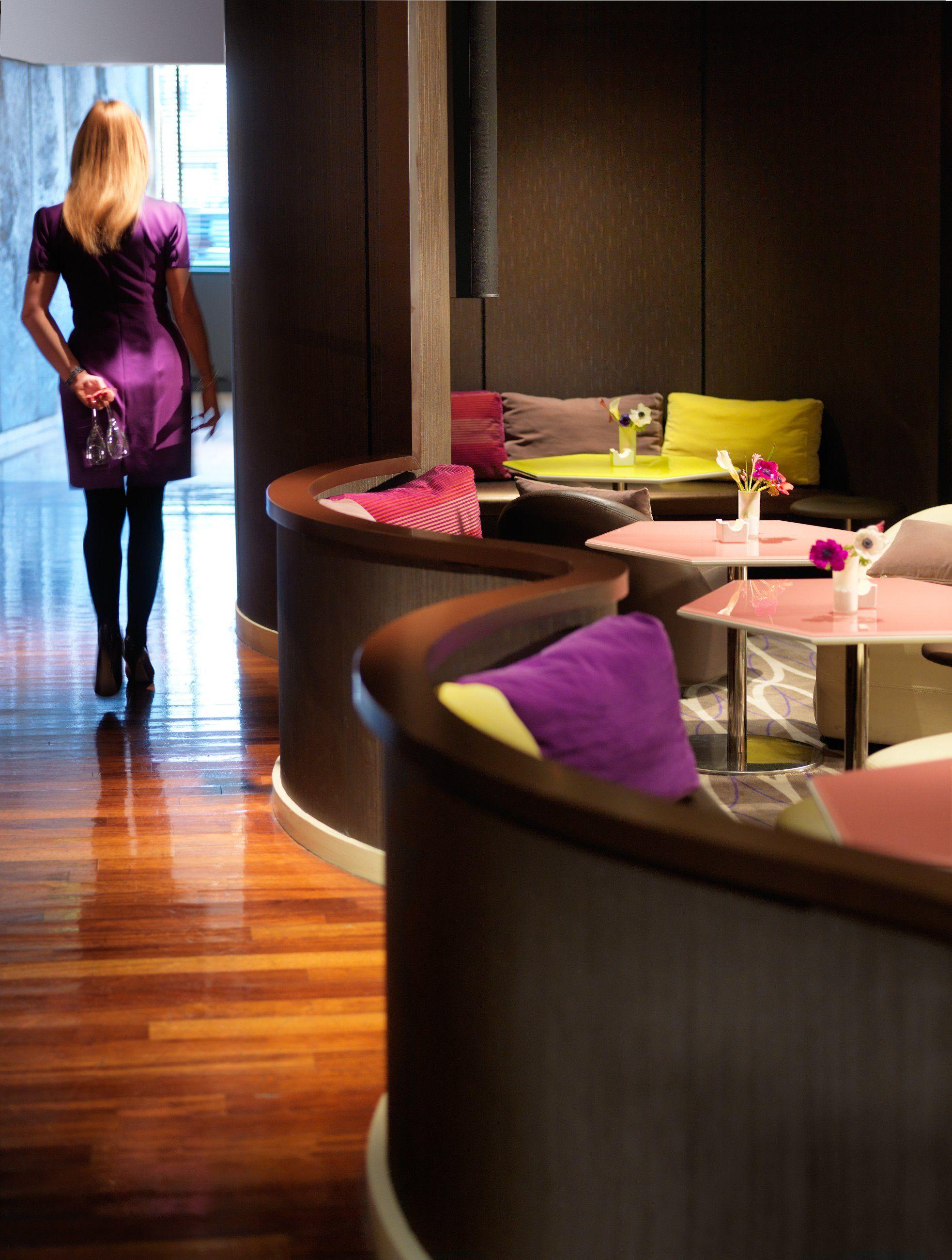 Hyatt Regency Paris Etoile - Bar La Fayette #drinks #relax