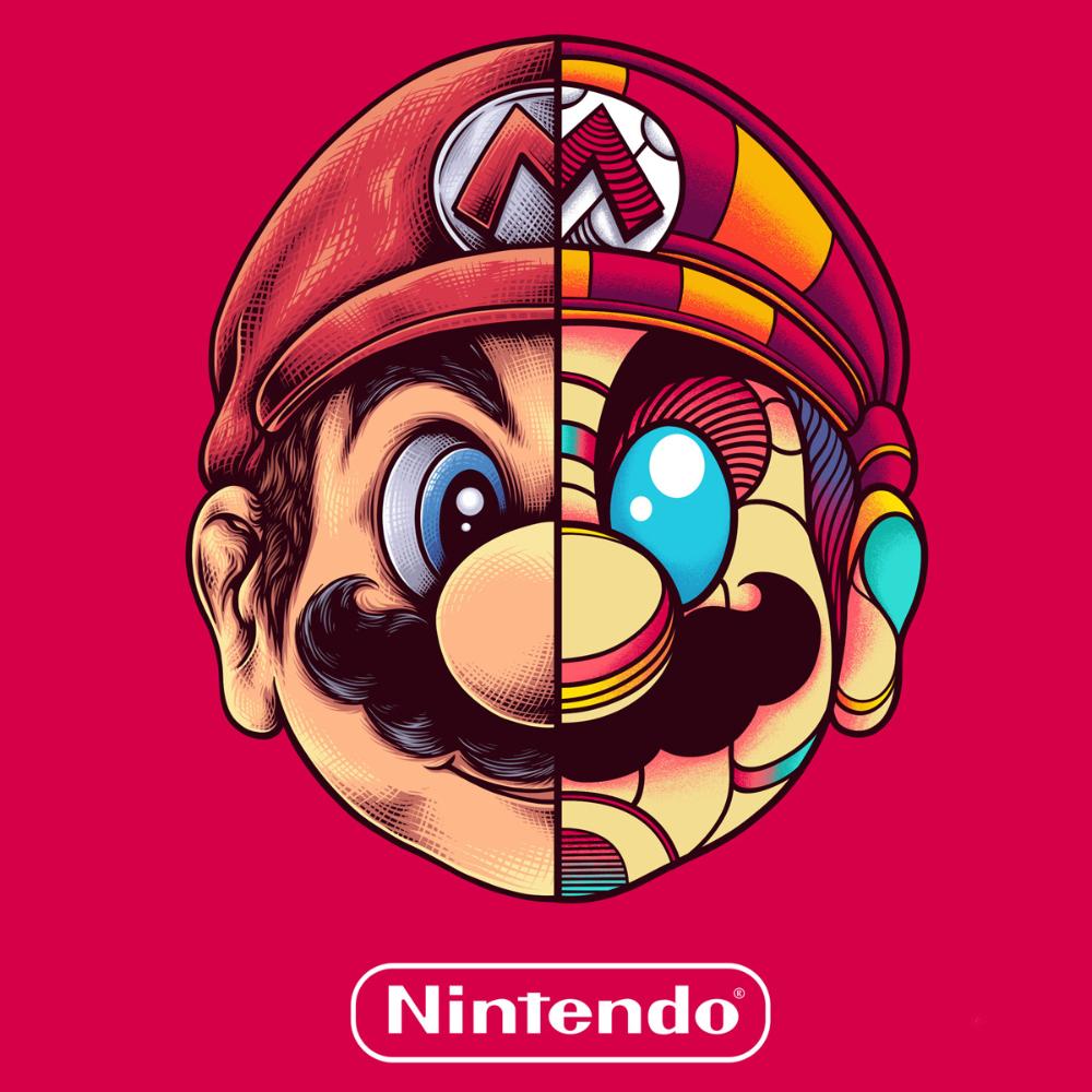 Mario Bros Nintendo On Behance Mario Bros Mario Bros