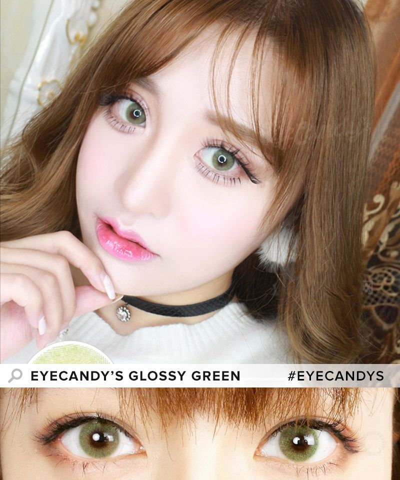 01dec2763a Looking for the most natural colored contacts  With the EyeCandy s Glossy  Series